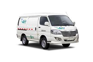 金旅领特XML5038厢式运输车