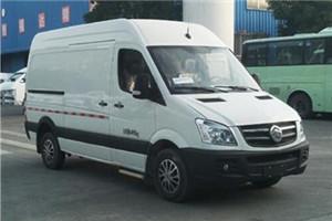 金旅领特XML5043厢式运输车