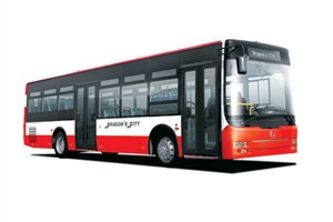 金旅城巴XML6115公交车