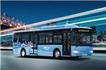 金龙XMQ6106AGBEVL12公交车(纯电动19-40座)