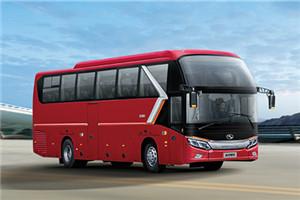金龙龙威2代XMQ6127DY客车