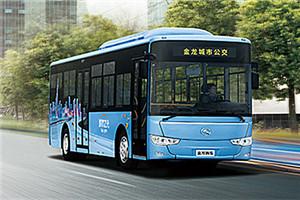 金龙城市之光XMQ6106公交车