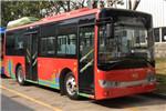 金龙XMQ6802AGCHEVN55插电式公交车(天然气/电混动国五13-27座)