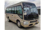 金龙XMQ6606DYD6D客车(柴油国六10-19座)