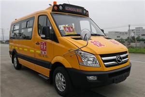 金龙XMQ6533校车