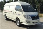 金龙XMQ5030XXYBEVS04厢式运输车(纯电动2座)