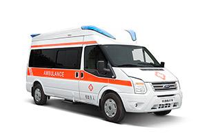 宇通ZK5041救护车