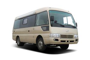 晶马福运JMV5052旅居车