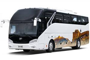 海格旅行家KLQ6127客车