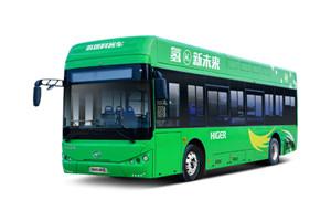 海格H10FC系列KLQ6109公交车
