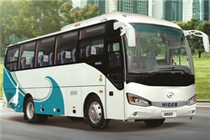 海格海豹KLQ6902客车