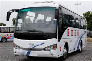 海格海豹KLQ6882客车