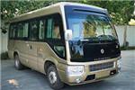 中通LCK6605EVA客车(纯电动10-19座)