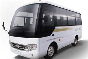 宇通ZK6669公交车