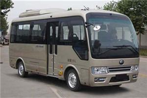 宇通ZK6641公交车
