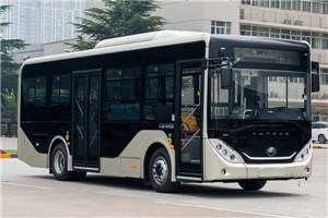宇通ZK6856公交车