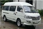 金旅XML6532JEVL0C公交车(纯电动10-12座)