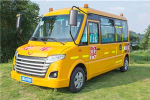 五菱Q490系列GL6526专用校车