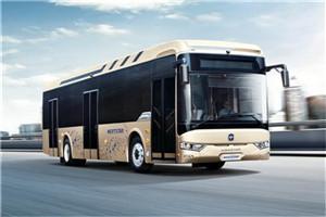 亚星JS6126公交车
