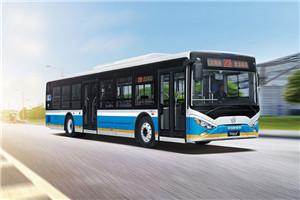 银隆GTQ6121公交车