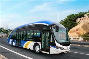 银隆海豚GTQ6126公交车