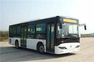 豪沃JK6109公交车