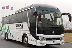 豪沃JK6116客车