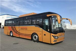黄海DD6115公交车