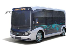 中车电动V5系列TEG6530公交车