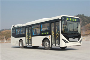 奇瑞万达WD6101公交车