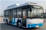 南京金龙NJL6859FCEV8公交车(燃料电池14-28座)