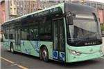 安凯HFF6120G9EV11公交车(纯电动20-46座)
