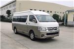 九龙HKL6540G4客车(汽油国四10-15座)