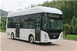 五龙FDE6850PBFCEV04公交车(燃料电池13-28座)