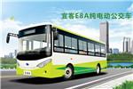 中宜JYK6800GBEV公交车(纯电动10-36座)