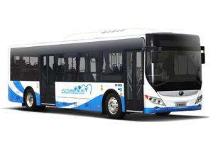 宇通E10公交车