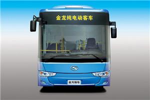 金龙城市之光公交车