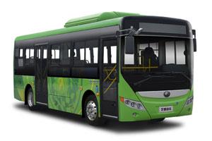 宇通E8公交车