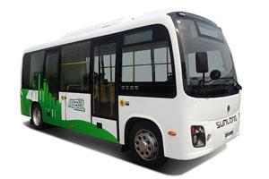 申龙SLK6663公交车