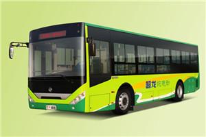 超龙EQ6105CTBEV公交车