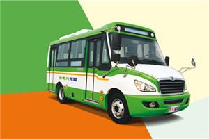 超龙EQ6620CBEVT公交车