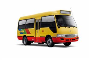 金旅考斯特公交车