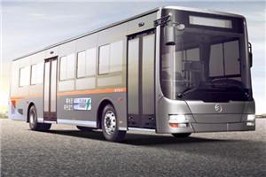 金旅城巴公交车