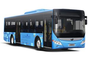 宇通E12公交车
