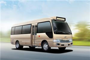 金龙XMQ6706G公交车