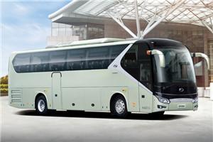 金龙XMQ6125BY客车