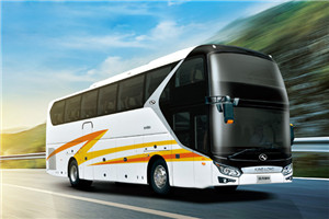 金龙XMQ6125CY客车
