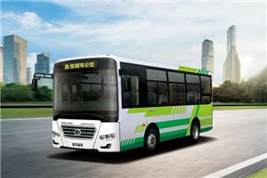 金龙XMQ6730G公交车