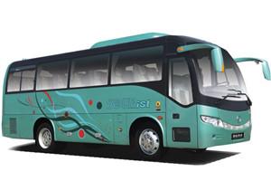 黄海DD6857C客车