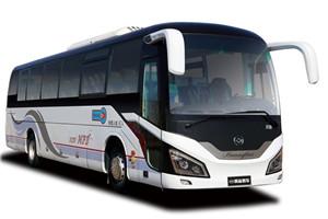 黄海DD6109C客车